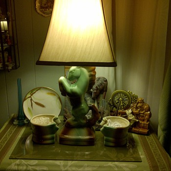 Horse Table lamp - Lamps