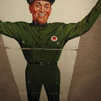 Texaco Man 1961 - Petroliana