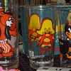1973 PEPSI Collector Series Glasses Warner Bros and Looney Tunes Guys