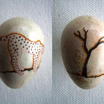 Safariegg (?) - Folk Art
