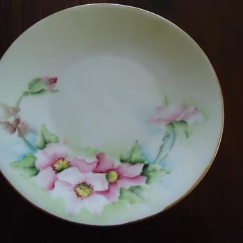 Favorite Bavarian China Plates - China and Dinnerware