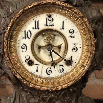 Ansonia Clock June 14 1881 - Clocks
