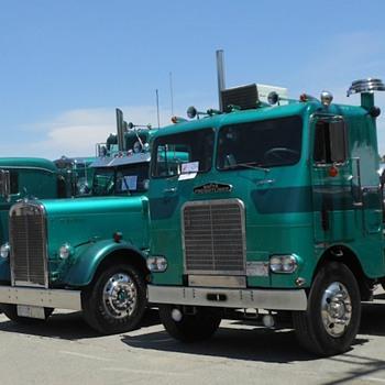 Antique Truck Show Perris CA May 2014