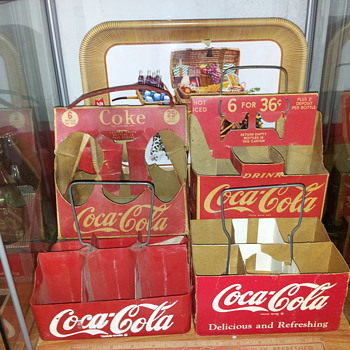 Coca-Cola Carriers Part Two - Coca-Cola
