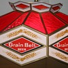 1976 Grain Belt Beer Tiffany Pool Table Light