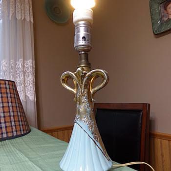 Art Deco Lamp - Lamps