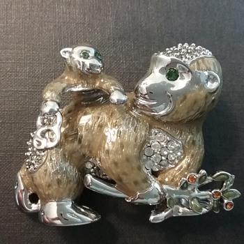 St John monkeys  - Animals