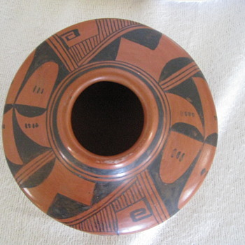 Native American Pottery - Pottery