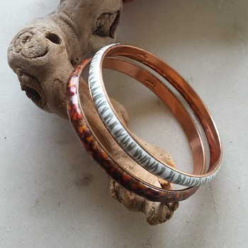 2 more bangles for Matisse Renoir collection! - Costume Jewelry