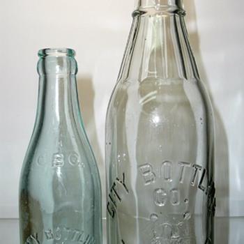 City Bottling Co. / St. Louis, Mo - Bottles