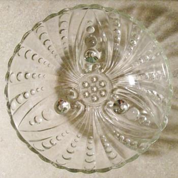 Burple?, and bubbly strangers - Glassware