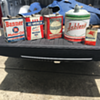 Banner, All-American, Marco-Penn, Ashland, Mobilube oil cans added to the collection