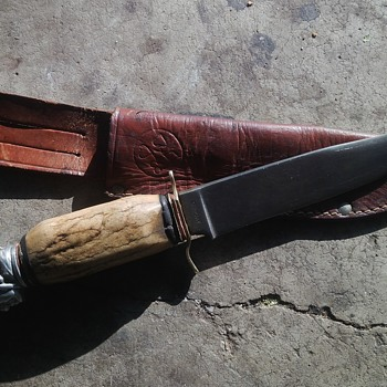 puma solingen knife. one of a kind .  - Tools and Hardware