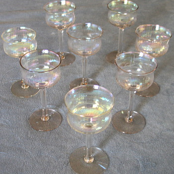 Trefoil?  - Glassware