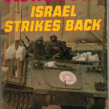 1978 - NEWSWEEK Magazine - Israeli War