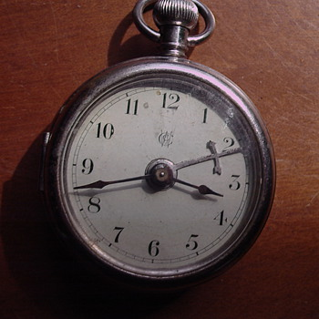 """3/4"""" thick pocket watch OCW mark - Pocket Watches"""