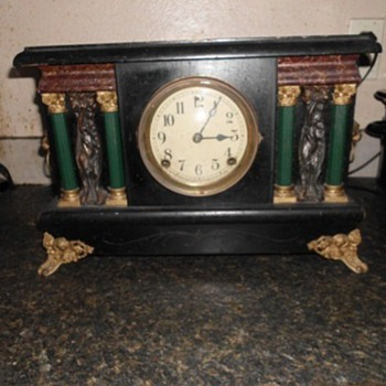 Sessions Mantle Clock I bought but can't find information on it - Clocks