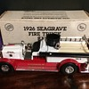 1926 Seagrave Fire Truck Bank