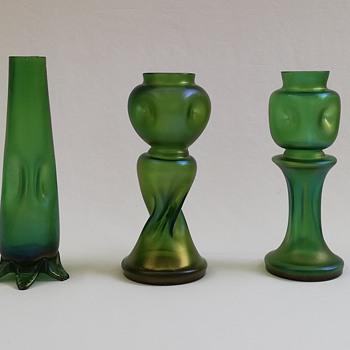 Iridescent Welz - Art Glass