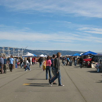 Alameda Antiques Fair... The Biggest (and best) West Coast Event?