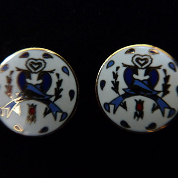 FOLK ART Earrings