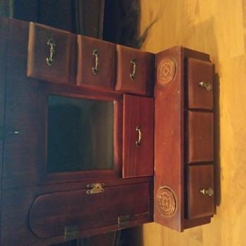Ornate Jewelry box - Fine Jewelry