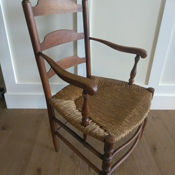 Can you tell me anything about this chair?