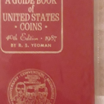 Collectible red books  - Books
