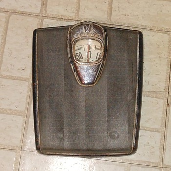 Vintage Detecto Bathroom Scale - Tools and Hardware