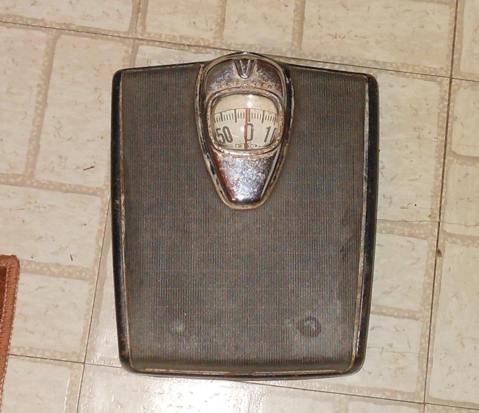 Vintage Detecto Bathroom Scale Collectors Weekly