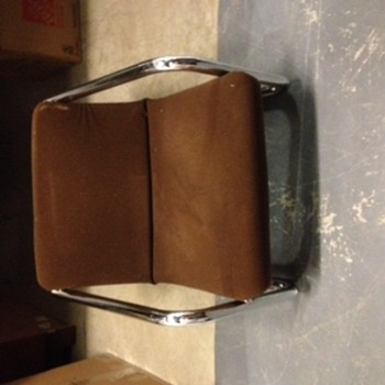 Tubular Chrome Chair