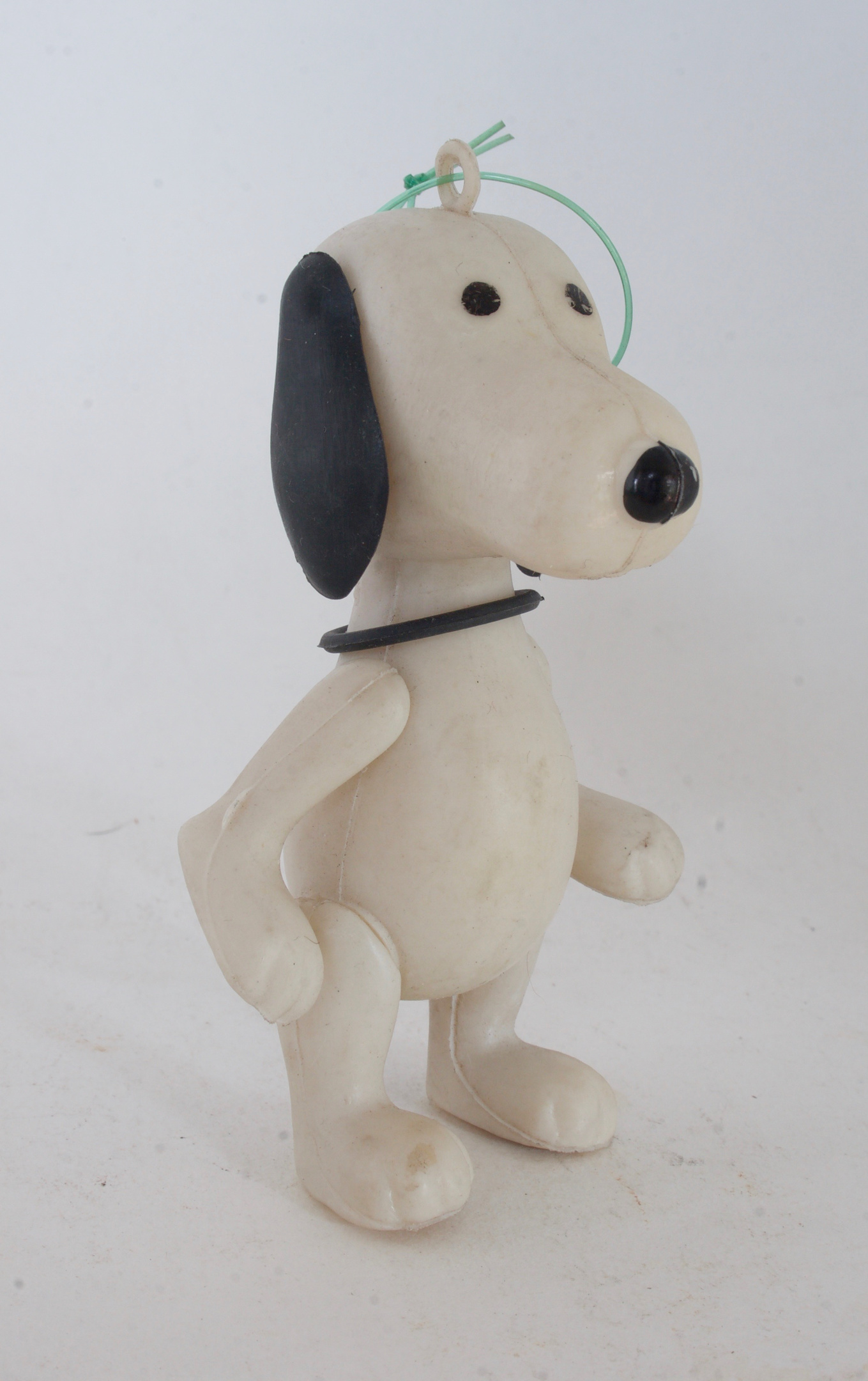 Vintage Snoopy Plastic Ornament | Collectors Weekly