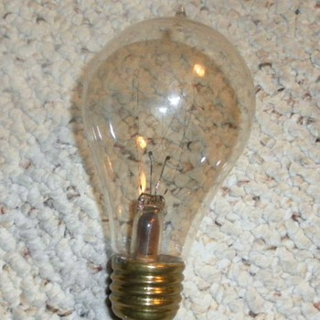 MAZDA EDISON BULB - Lamps