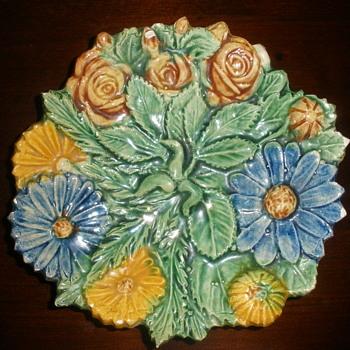 Portuguese pottery - Caldas da Rainha - Pottery