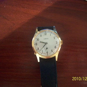 ORIS Swss made watch - Wristwatches