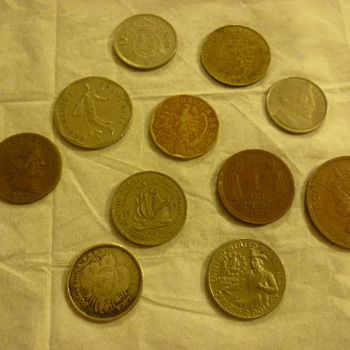 Survivors coins - World Coins