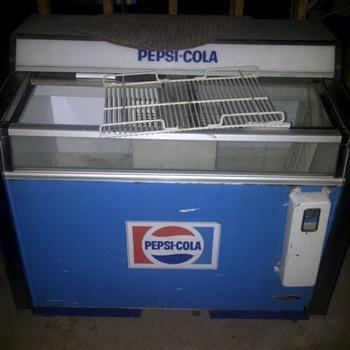 pepsi cola cooler