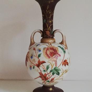Harrach Vase - Art Glass