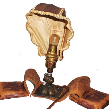Anyone know what this is, age etc ? - Lamps