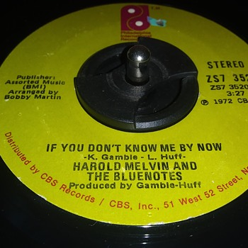 45 RPM SINGLE....#115 - Records