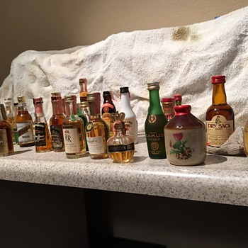 1900's classics to now - Bottles