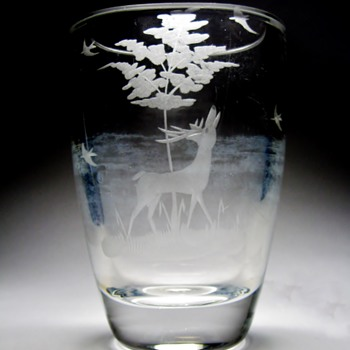 ORREFORS ? - SWEDEN   - Art Glass