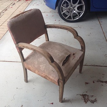 Help! What era is this chair!?! - Furniture