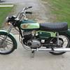 1975 CZ-Jawa model 476 125cc