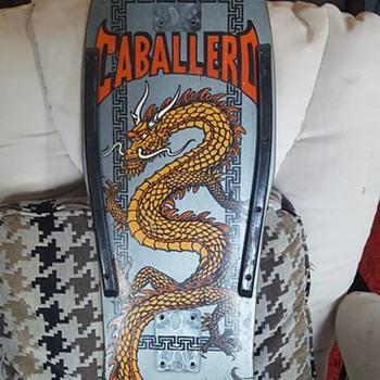 1985 Caballero Full Dragon - Sporting Goods