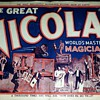 """Original """"The Great Nicola"""" Mini Lithograph Poster"""