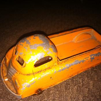 Futuristic Tootsie Toy - Model Cars
