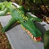 Horse, Aligator and Armadillo Folk Carvings