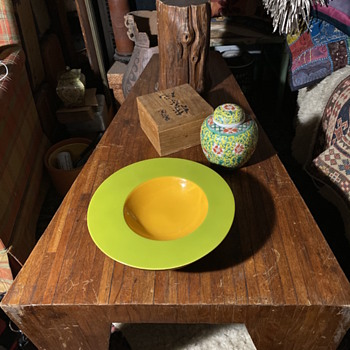 MCM Bench / Low Table from Japan - Furniture