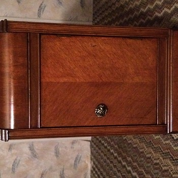 My favorite cabinet and I'm not even sure what it is…